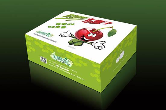 成都水果包装设计