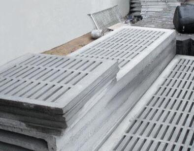 养猪场专用铸铁漏粪板