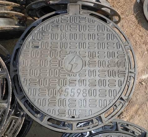 贵州电力井盖