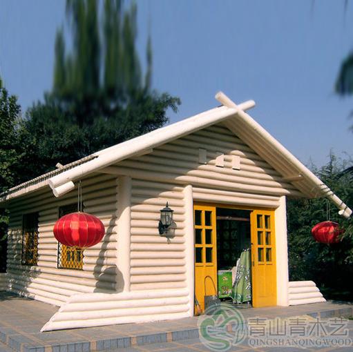 昆明防腐木木屋建造