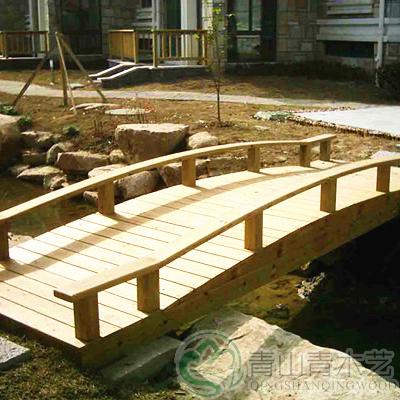 昆明防腐木小桥