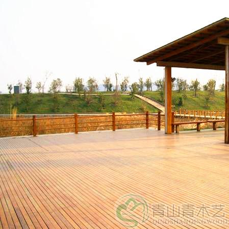防腐木木地板价格