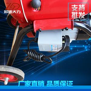 大型管道清理机