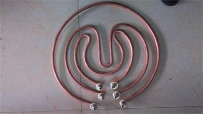 蚊子香型铜发热管