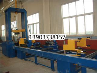 H型鋼生產線