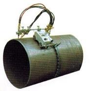 磁力管道双割炬切割机