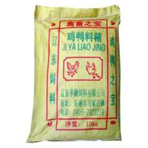 雅安塑料编织袋