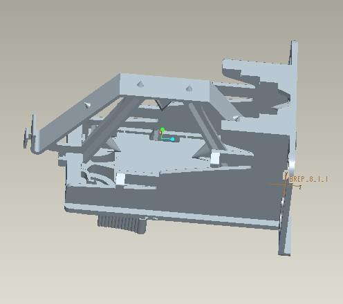 电器模具开发
