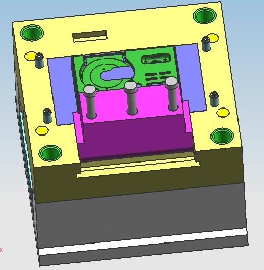 D精密模具开发,电器模具开发