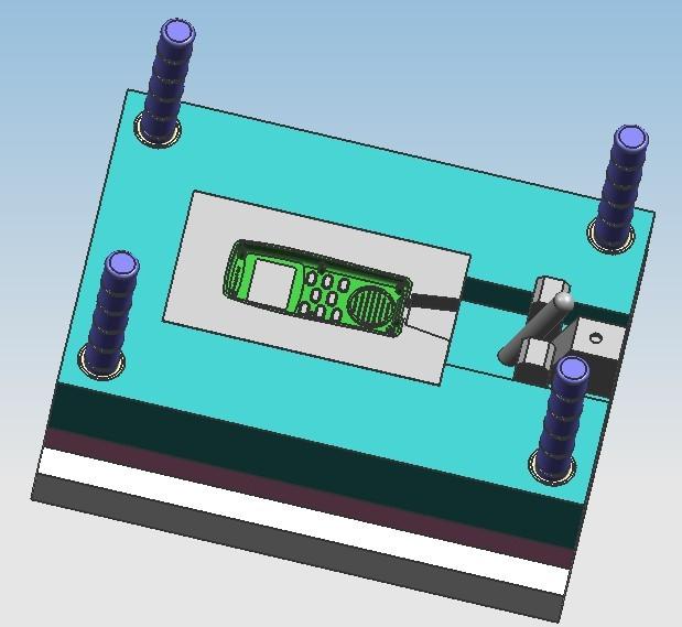 F移动电源外壳模具开发,充电宝外壳模具开发,快充模具
