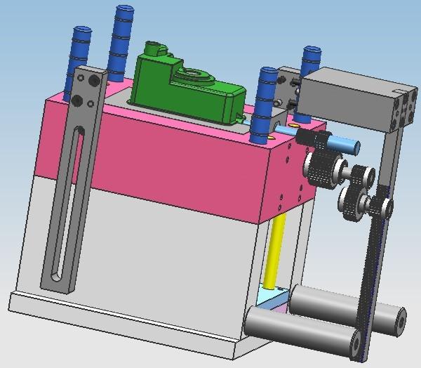 P螺纹模具开发、螺旋模具,螺盖模具