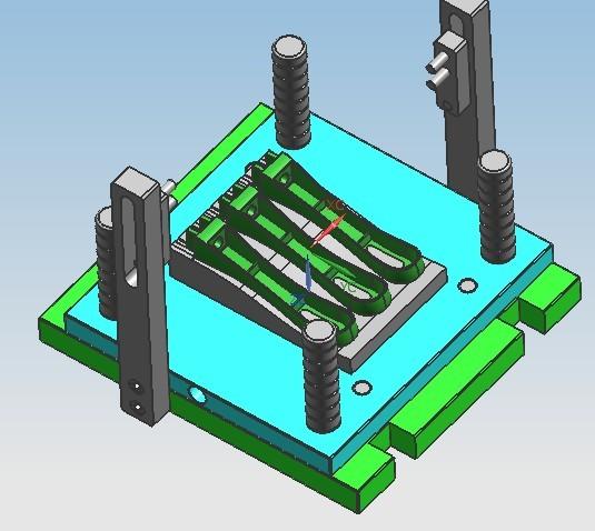 R电器模具,高压锅塑料手柄模具,上海模具厂