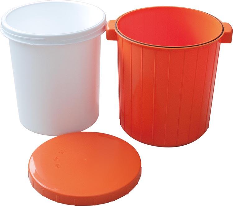 塑料桶,汤桶,保温桶模具设计制作
