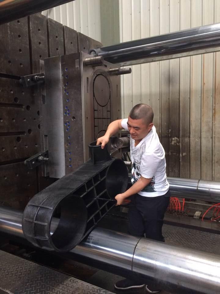 养鱼箱塑料管配件 抗风浪网箱塑料管件直销厂家