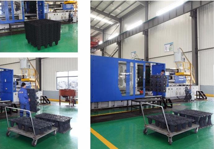 厂家供应雨水收集模块 PP模块 雨水回收池模块