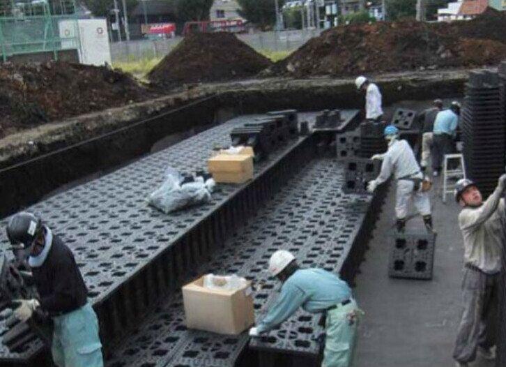 城市雨水收集模块专业生产厂家