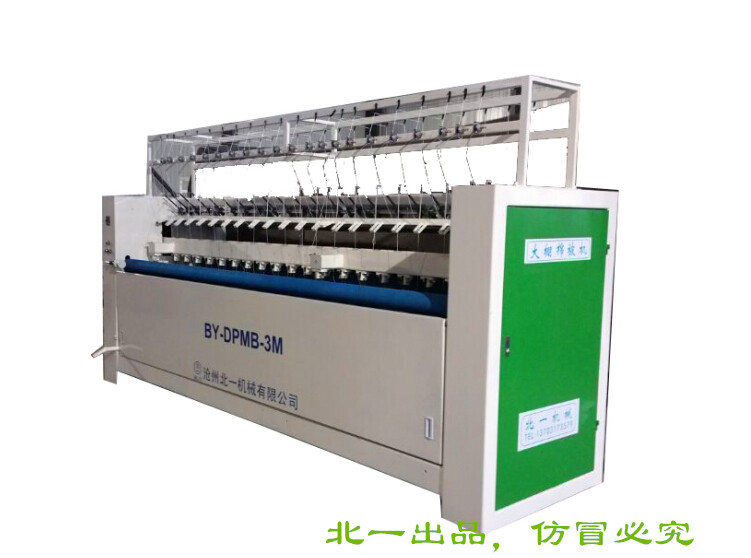 青县保温被绗缝机生产