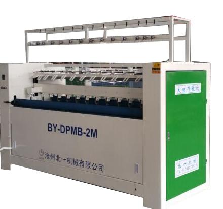 保温被绗缝机生产