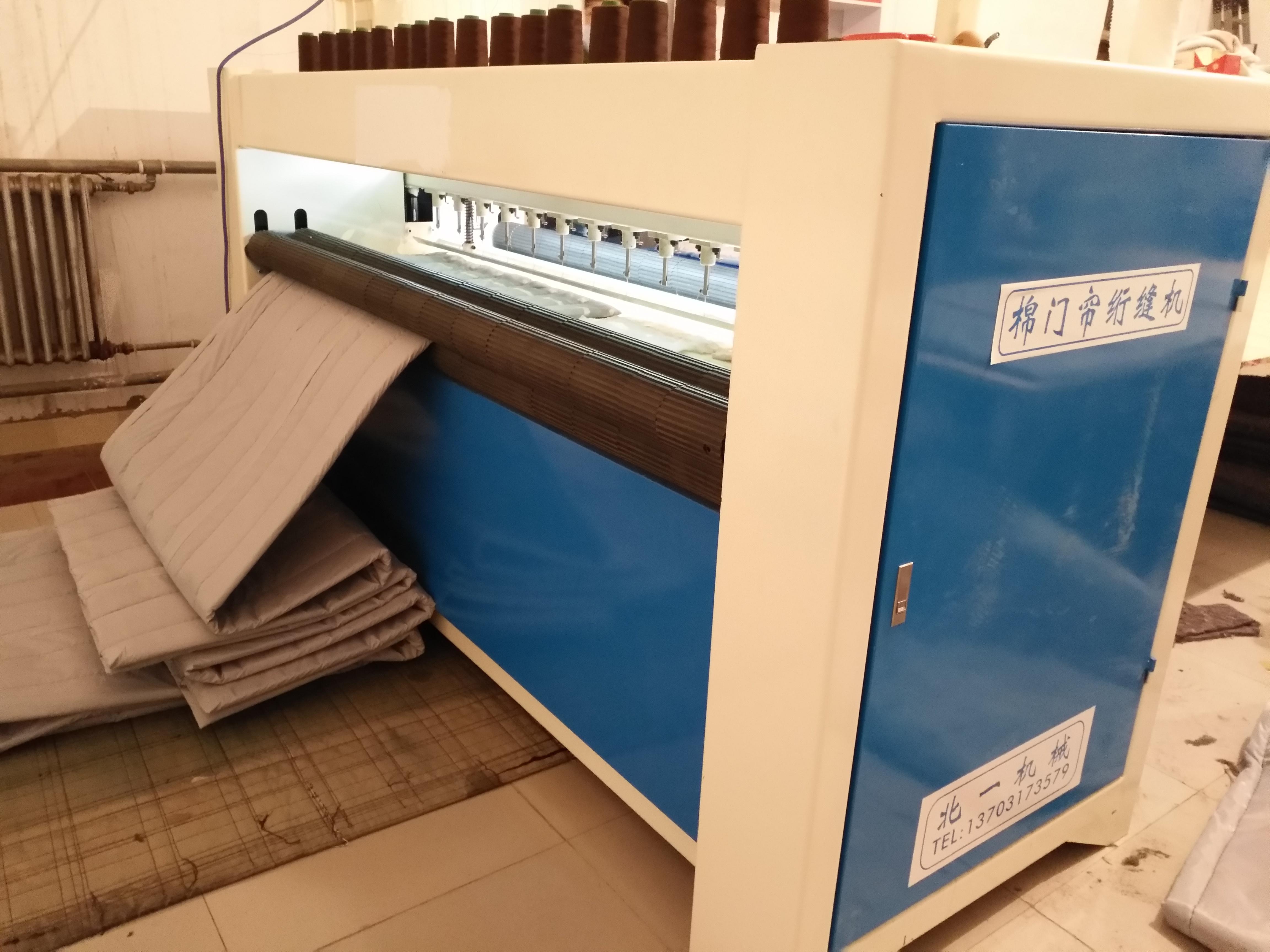 棉门帘缝纫机