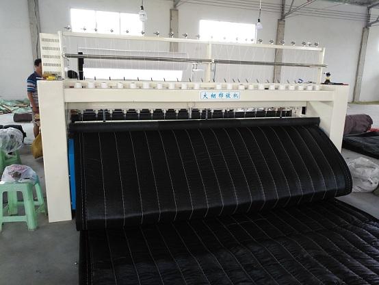 温室大棚棉门帘机械