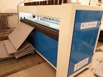 棉门帘绗缝机