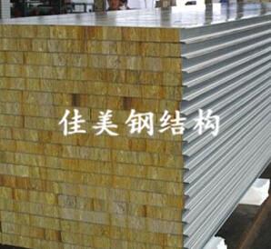 岩棉板生产