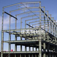 沧州钢结构厂家生产工艺