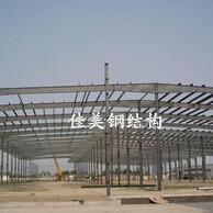 沧州钢结构厂家供货