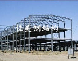 承接钢结构工程