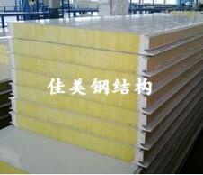 AG旗舰厅彩钢岩棉复合板