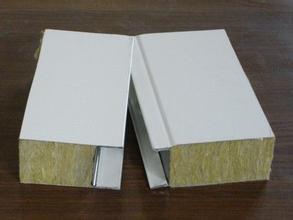 彩钢岩棉复合板供应商