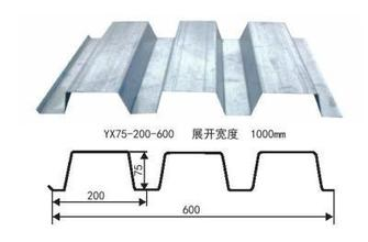 楼承板规格