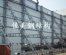钢结构厂房施工技术