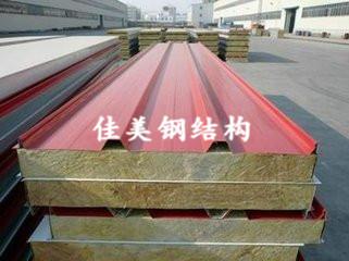 肃宁彩钢岩棉板厂家