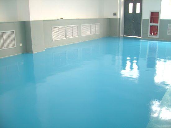 环氧树脂耐磨地坪