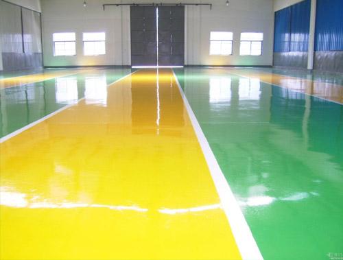 环氧耐磨地坪涂料