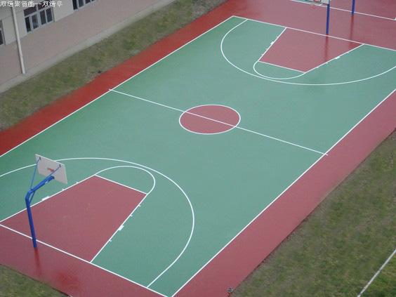 安阳球场地坪漆