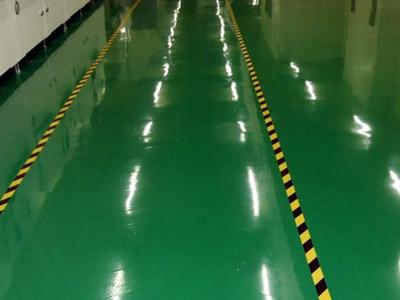 环氧耐磨地坪涂装