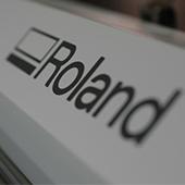 第七代罗兰RA640户内高精写真机