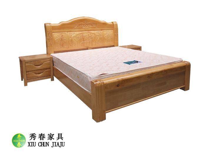 贵州实木床