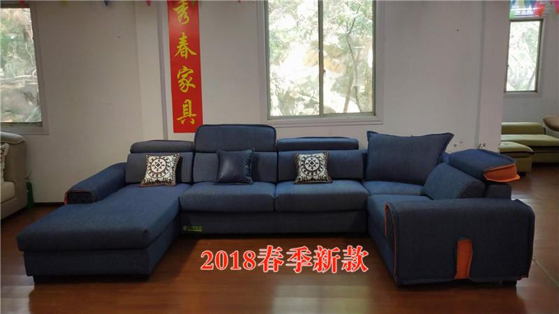 銅仁布藝沙發