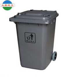 【知识】塑料垃圾桶大多数人的选择 塑料垃圾桶加工简单