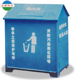 玻璃钢垃圾桶批发