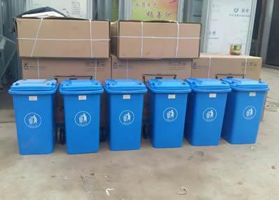 戶外塑料垃圾桶