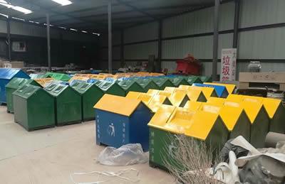 石家庄垃圾桶很是靠谱 垃圾桶创建卫生城市