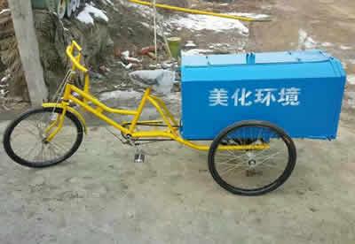 保洁三轮车厂家