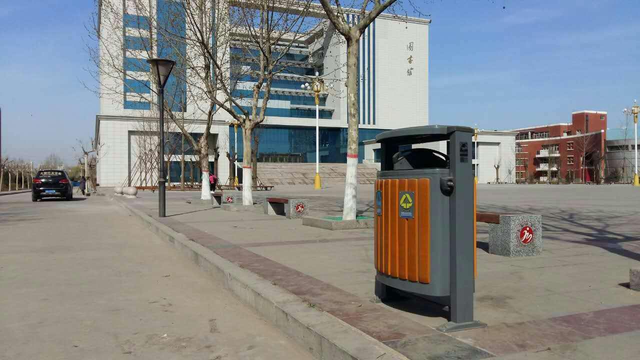 【热】石家庄垃圾箱 垃圾桶生产厂家
