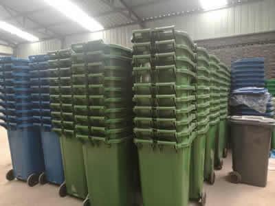 塑料垃圾桶現貨供應