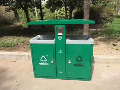 【圖文】垃圾箱分類不同放置點不同_塑料垃圾桶越來越受歡迎