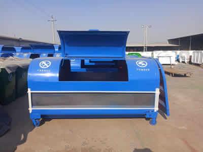 塑料垃圾桶垃圾桶厂家为城市卫生做贡献 从正规的垃圾桶厂家拿货也很重要